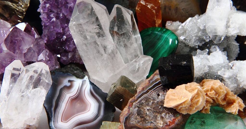 Caring for crystals