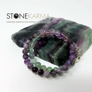 clarity and addiction healing bracelet