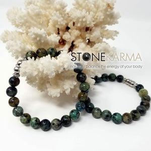 spiritual evolution mens bracelet