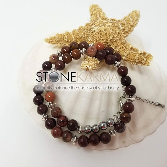 healing and strength bracelet