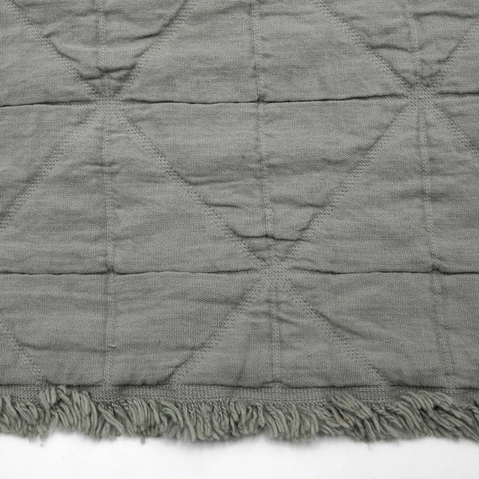 Sample Quilted Jacquard Cotton