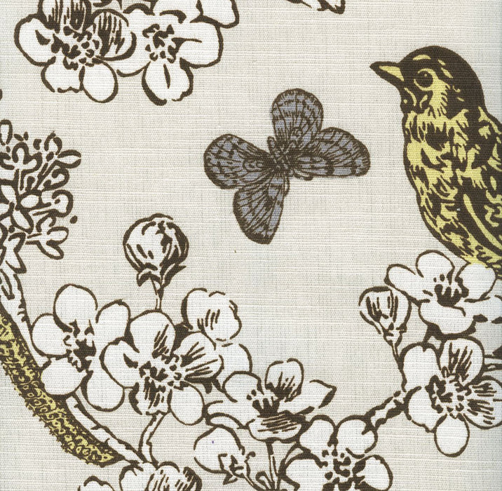 Thomas Paul Perch Bird Fabric