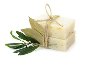 Italian Olive Oil Sage Cleansing Bar