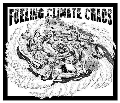 Fueling Climate Chaos