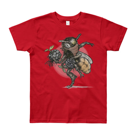 Banksy Bee Youth T-Shirt