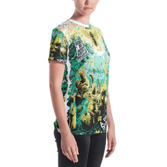 2017 Blackfly Ball All-Over Print Women's Style T-shirt