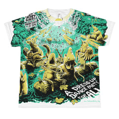 2017 Blackfly Ball All-Over Print Youth T-shirt