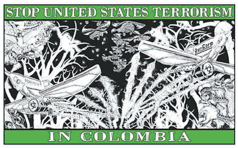 Stop US Terrorism in Colombia