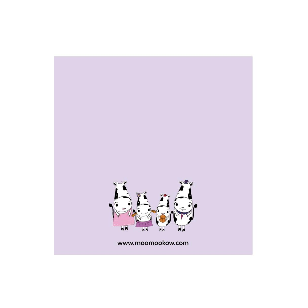 Gift Card - Moo Moo Kow Purple