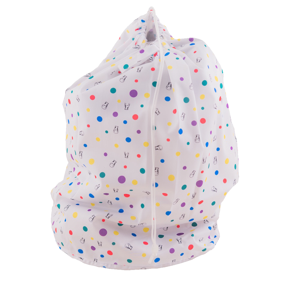 Pail Liner / Laundry Bag - Dot Dot