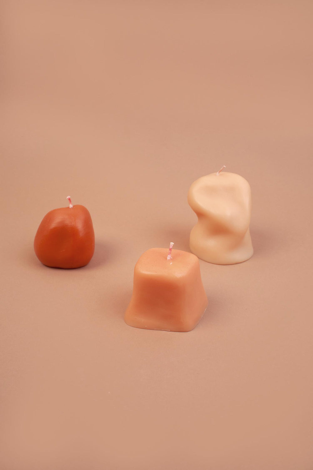 Sole Set of Soy Wax Candles