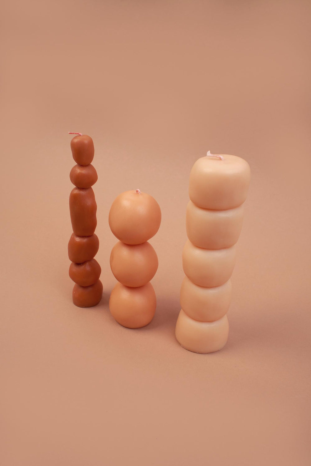 Piu Set of Soy Wax Candles
