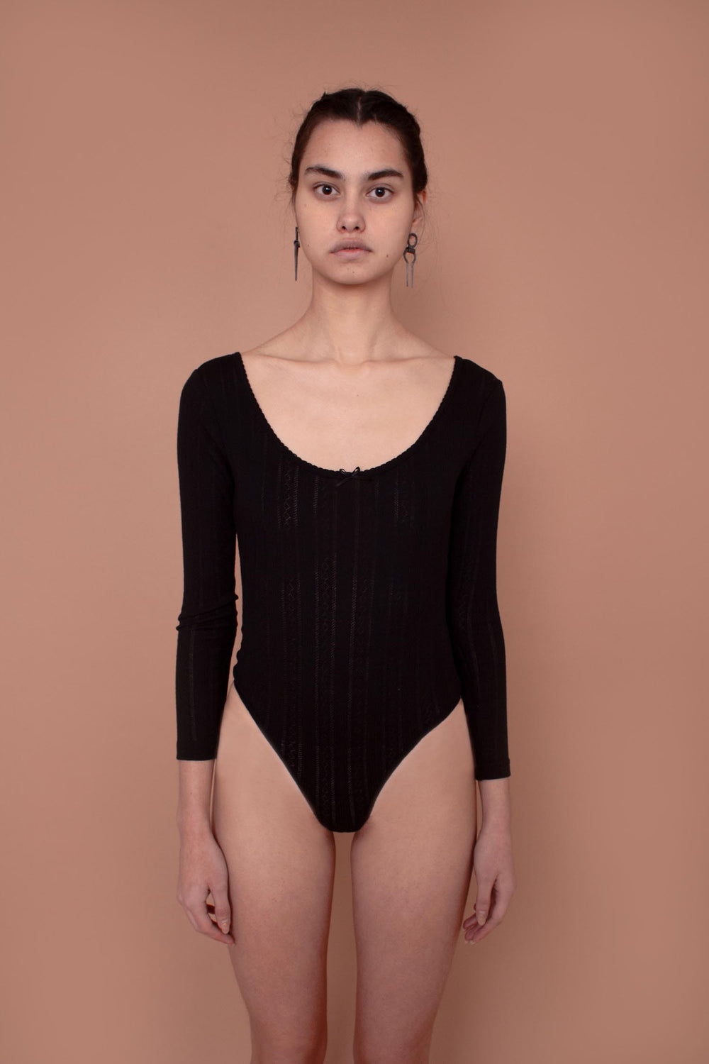 Hydra Bodysuit Black