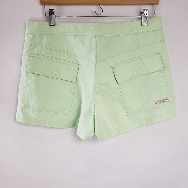 Ralph Lauren Mint Green Shorts