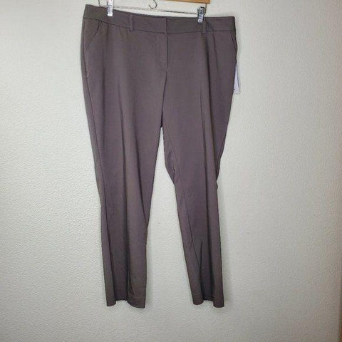 Apt 9 Gray Torie Dress Trousers