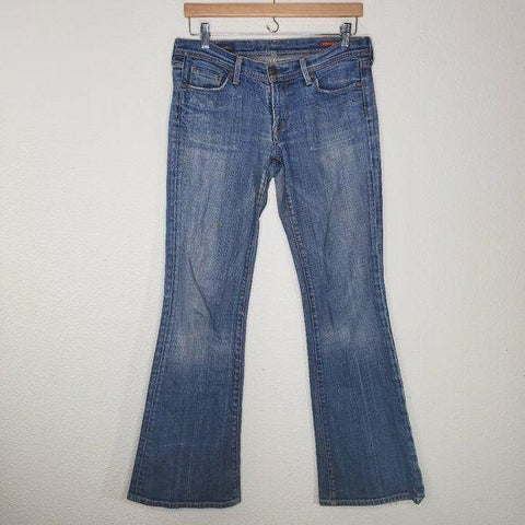 Citizens of Humanity Ingrid Low Rise Flair Jeans