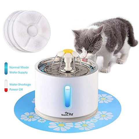 LED Pet Water Fountain
