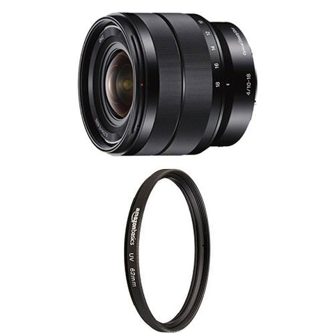 Sony Wide-Angle Zoom Lens