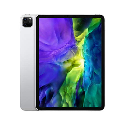 Apple iPad Pro (11-inch, Wi-Fi, 128GB) - Silver