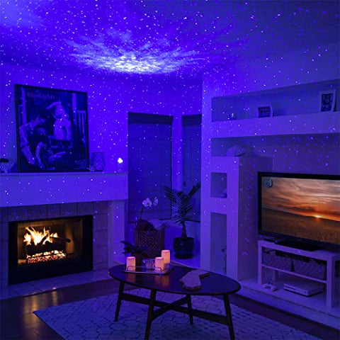 Nebula Cloud Laser Projector