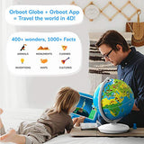 Augmented Reality Interactive Globe