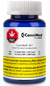 CanniMed<sup>®</sup> 18·1