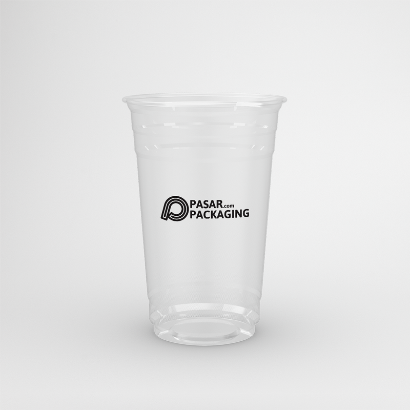 22oz PP Cup - Sablon - Pasar Packaging