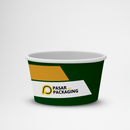 22oz Paper Bowl – Printed - Pasar Packaging