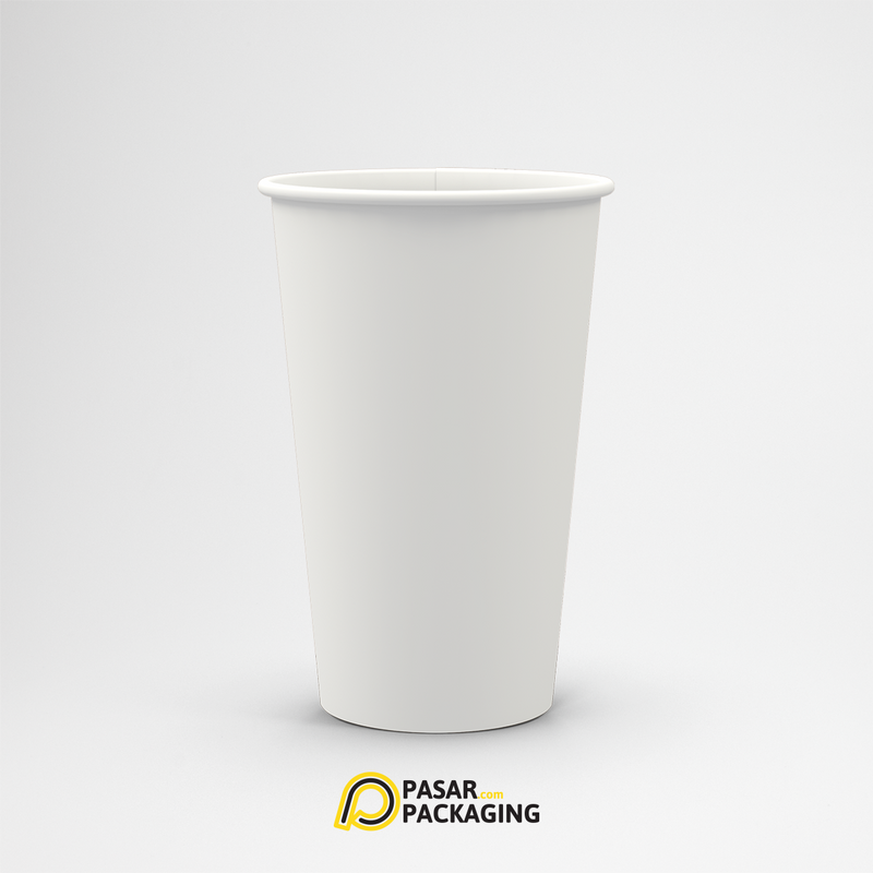22oz Hot Paper Cup - Pasar Packaging