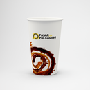 22oz Hot Paper Cup - Printed - Pasar Packaging