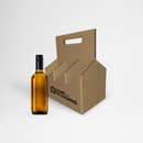 6 Bottles Tray Carrier - Sablon