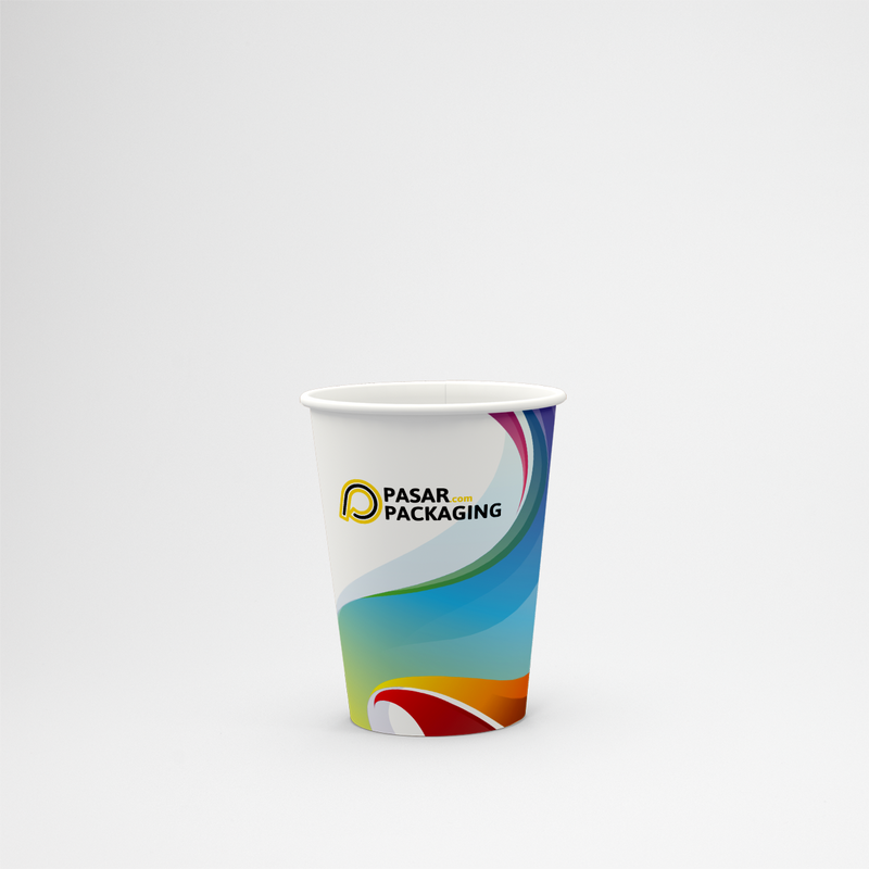 8oz Cold Paper Cup - Express