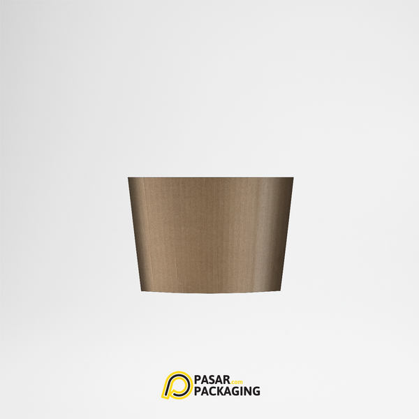 8oz Hot Sleeve Paper Cup