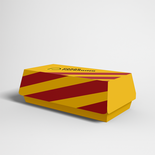 Hot Dog Box - Printed