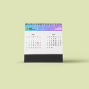 Landscape Desk Calendar - Pasar Packaging