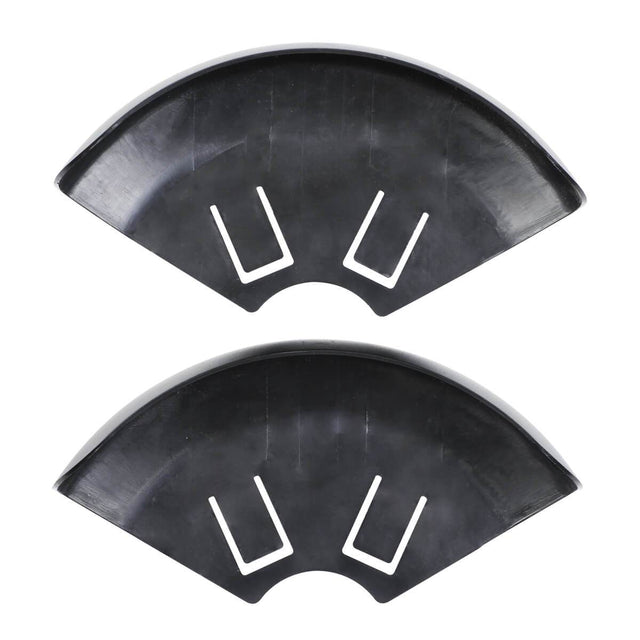 Replacement pair of 12 inch mudguards for phil&teds buggies
