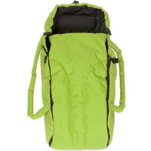 phil&teds pre-2016 sport cocoon in apple green_apple