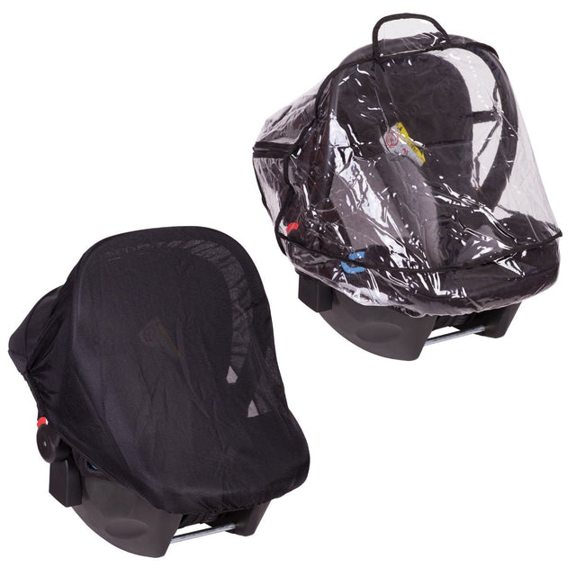 infant car seat covers set