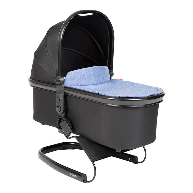 phil&teds snug carrycot work as a bouncer with lazyted