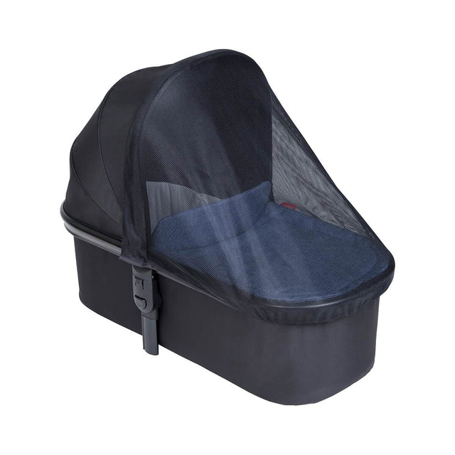phil&teds snug carrycot mesh cover 3/4 view_default