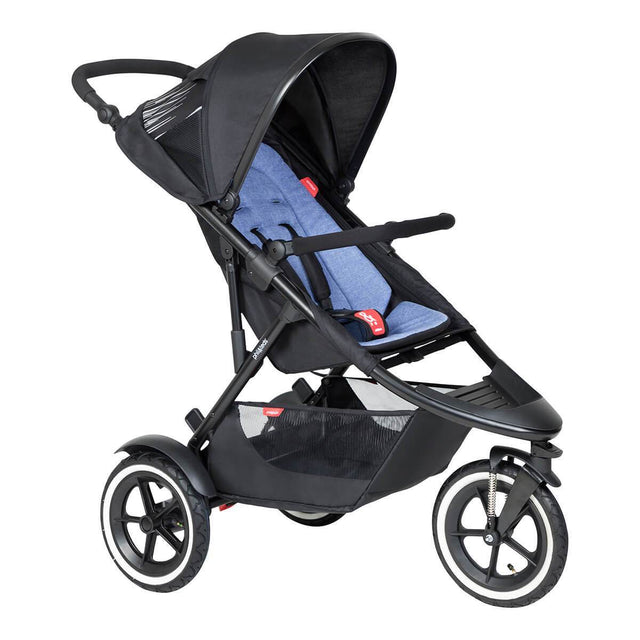 sport™ + snug™ carrycot + lazyted™