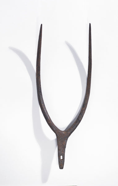 "19th Century Pitchfork, from Eric Oglander's ""Tihngs"""