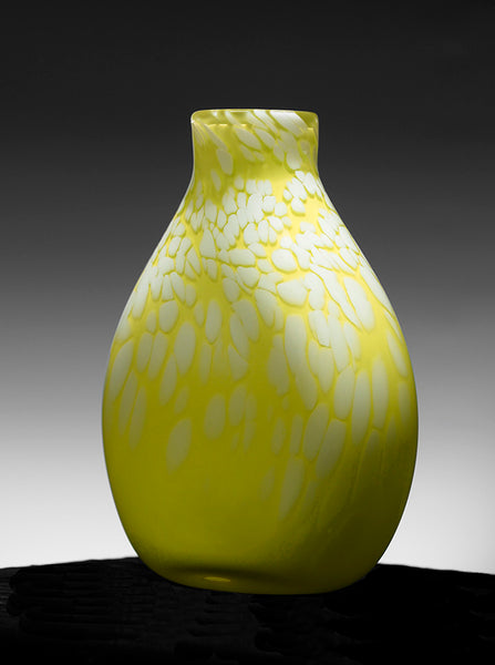 Green Vase, Paul Arnhold Glass