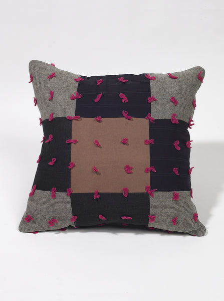 Bode Suiting Quilt Pillow