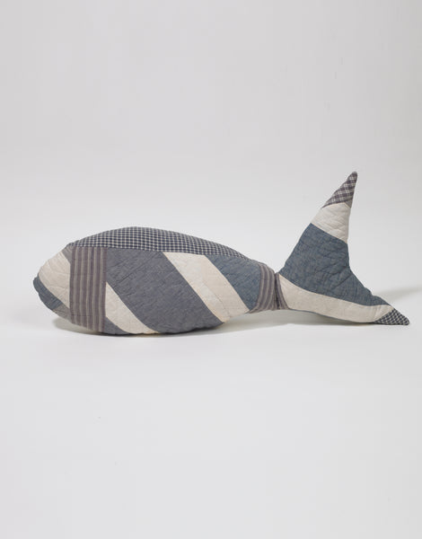 Bode Fish Pillow