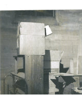 Stack of Boxes Photo, 1940s-1950s