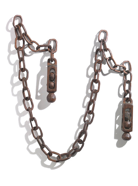 "Long Wooden Chain, from Eric Oglander's ""Tihngs"""