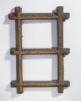 "Double Gold Frame c.1900, from Eric Oglander's ""Tihngs"""
