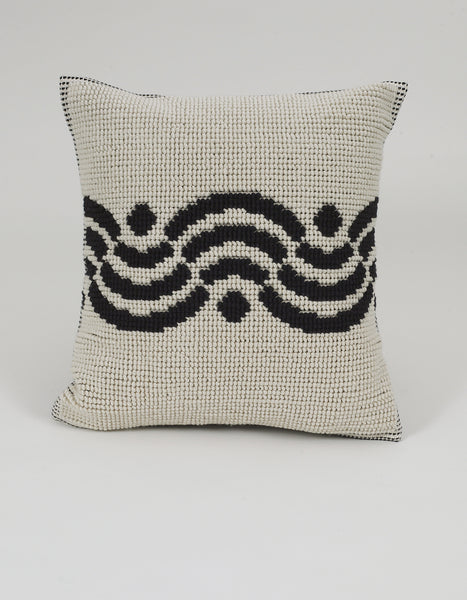 Hot Spot Pillow by Marco Bruzzone