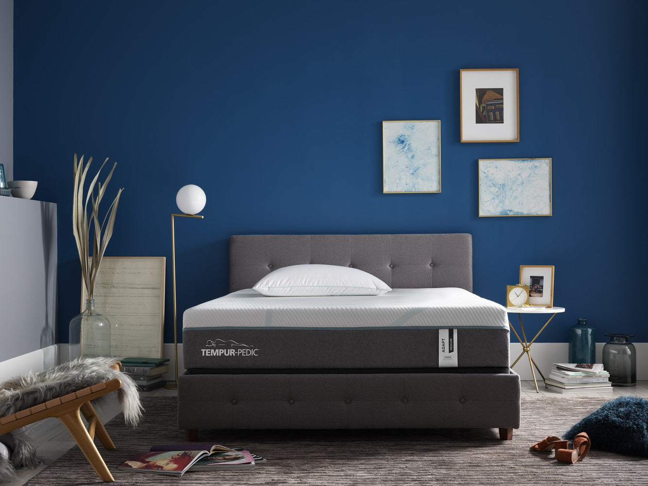 "TEMPUR-Adapt° 11"" Medium Hybrid Mattress"